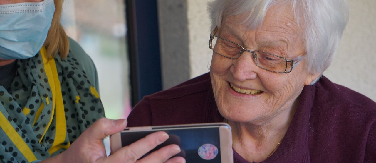 Foto D-SCOPE: Detection - Support and Care of Older People